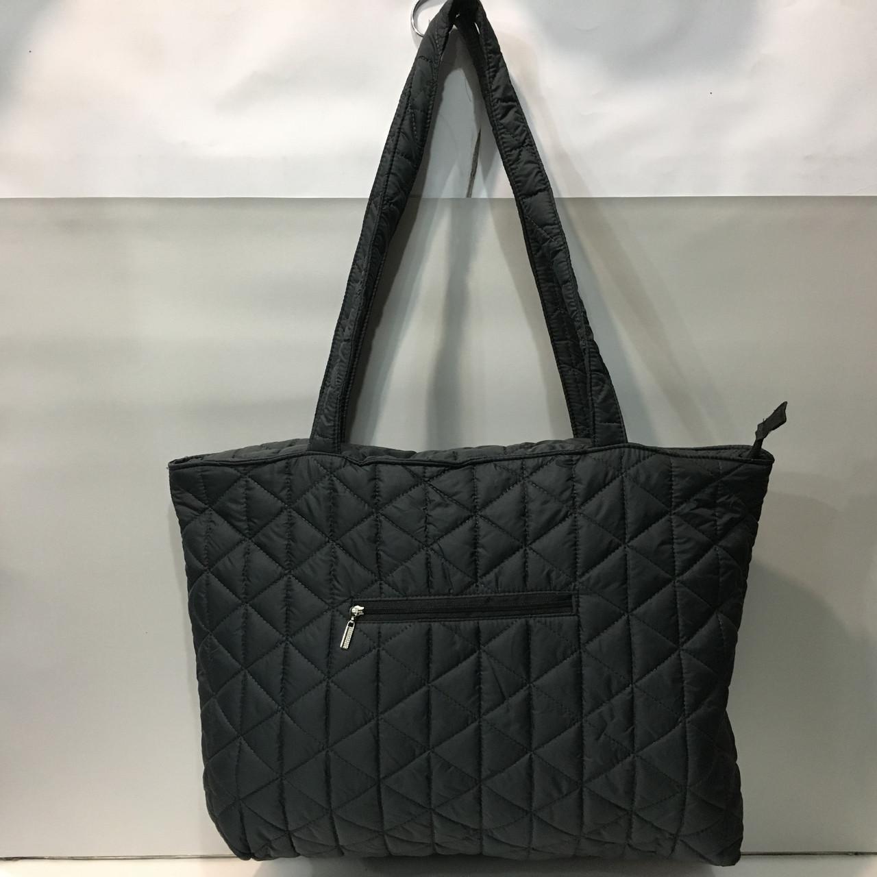6f0ddd55370d ... фото Стильная стеганая болоньевая сумка. Модная женская сумка. Удобная,  вместительная сумка оптом, фото