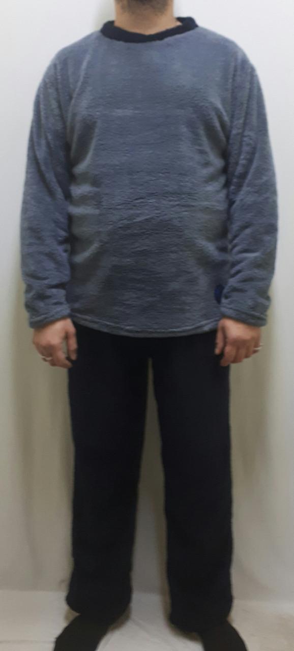 Пижама мужская махровая 610  продажа f6f84e862d406