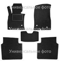 Текстильные коврики в салон Mitsubishi Outlander I '01-06 АКП (Комплект 5шт.) Бюджет-CIAK