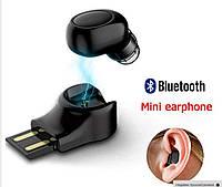 ГАРНИТУРА X11, МИНИ Наушник Bluetooth беспроводной