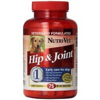 Nutri Vet Hip & Joint Витамины для собак - 75 таб.