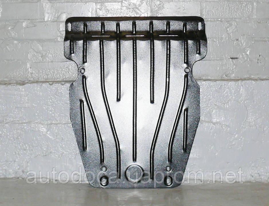 Защита картера двигателя Mercedes-Benz ML  (W166)  2011-