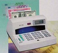Детектор валют профессиональный с калькулятором., фото 1