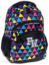 Рюкзак школьный Молодёжный Aztec Freeway