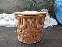 Большая гловая корзина для белья, фото 1