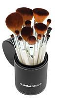 Набор кистей для макияжа Coastal Scents Pearl Brush Set