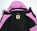 Куртка зимняя для девочки розовая (Quadrifoglio, Польша), фото 9