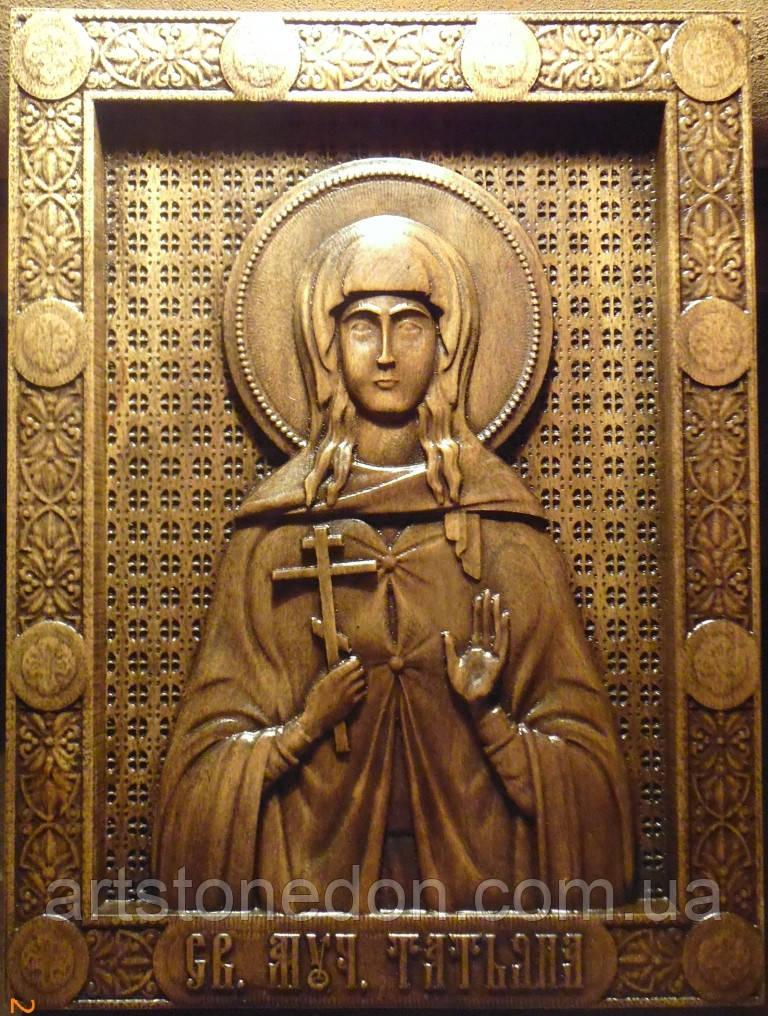 Православная икона Святая Татьяна