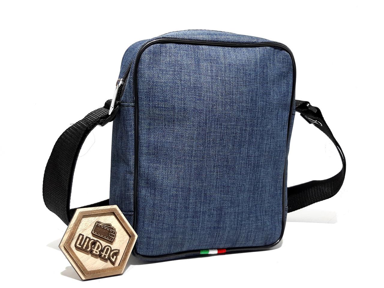 3c086df24f63 ... Мужская сумка Puma Ferrari Синяя на каждый день реплика люкс качества,  ...