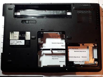 Нижня частина корпусу HP DV6000 оригінал б.у, фото 2