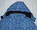 Куртка зимняя для девочки синяя (Quadrifoglio, Польша), фото 2