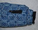 Куртка зимняя для девочки синяя (Quadrifoglio, Польша), фото 4