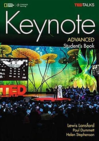 Keynote Advanced Student's Book with DVD-ROM