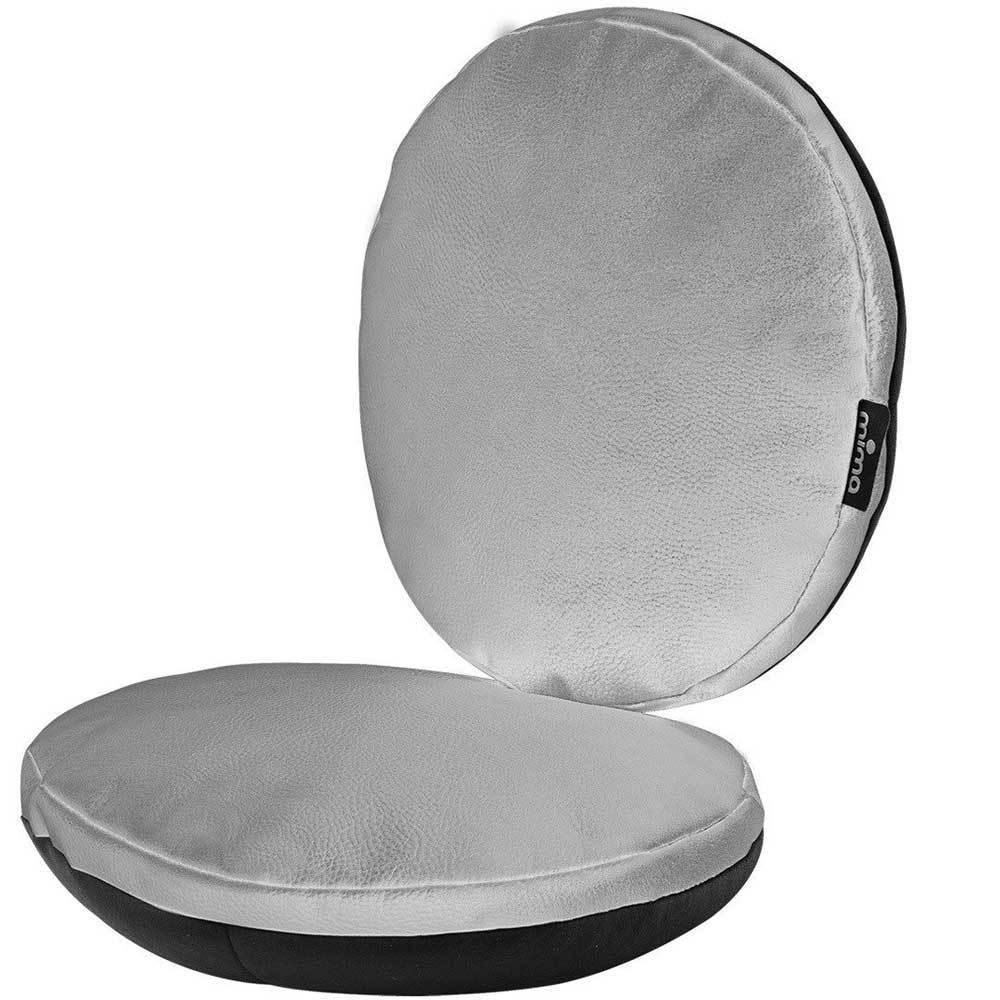 Подушка на сидение к стульчику Mima Moon, цвет Silver