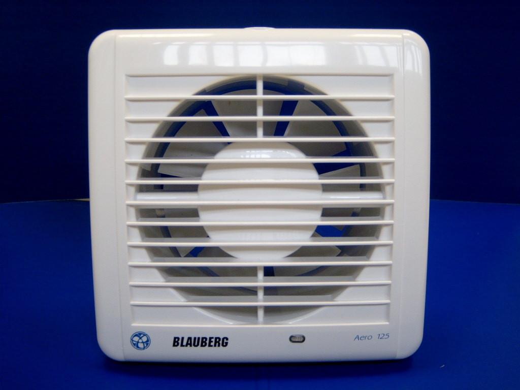 Вентилятор Blauberg Aero 125 Т