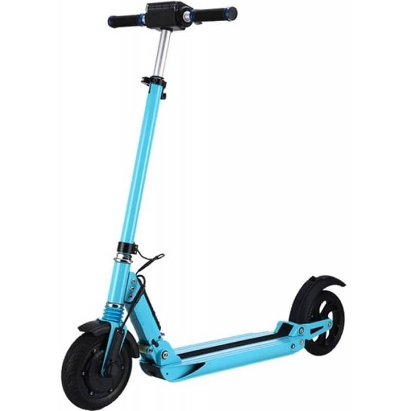 Электросамокат E-scooter PRO+ Бирюзовый