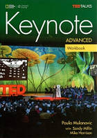 Keynote Advanced Workbook with Audio CDs (2)