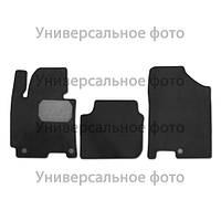 Текстильные коврики в салон ГАЗ Газель '94-10 (Комплект 3шт.) Бюджет-CIAK