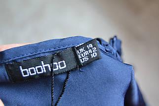 Новый комбинезон с кюлотами на бретельках Boohoo, фото 3