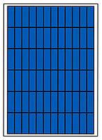 Солнечная батарея 100 Вт поликристаллическая , фото 1