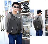 Рюкзак в стилі Bobby протикрадій, фото 5
