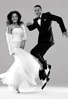 Постановка первого свадебного танца