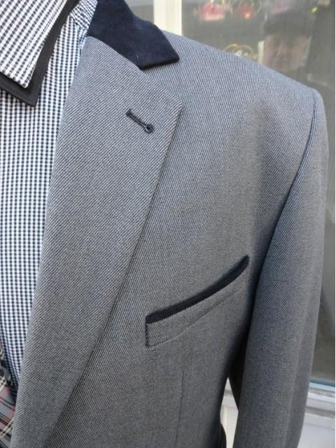 Пиджак деловой мужской Braga модель 21-2KY