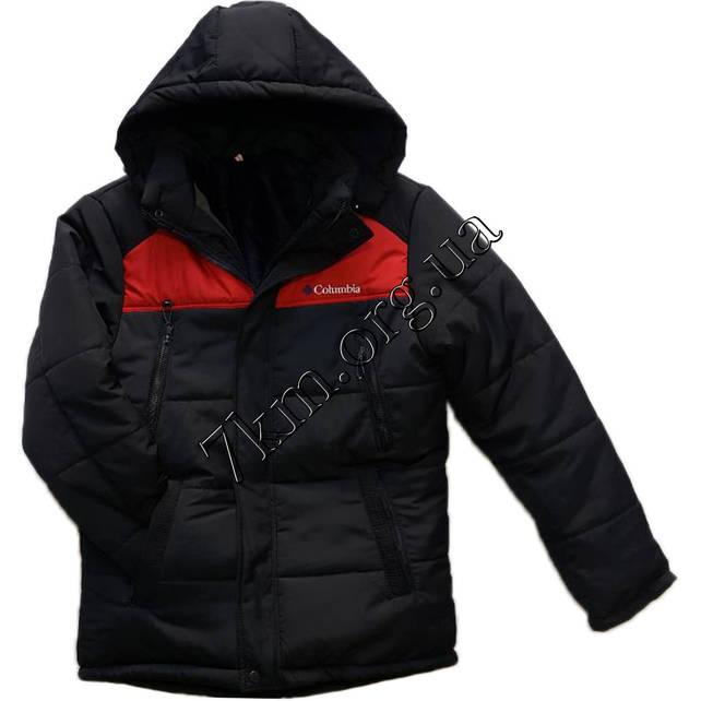 Куртка подростковая для мальчиков