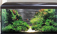Аквариум Croci Spa Amtra System 85л Фон камни (A2001035)
