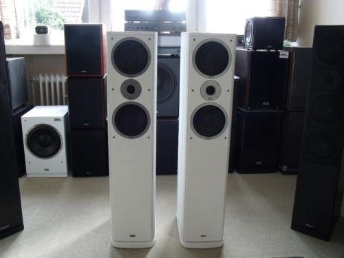 Акустическая система HECO Music Style White Home Cinema