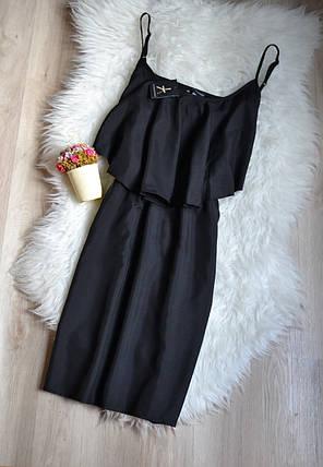 Новое легкое платье с воланом Atmosphere, фото 2