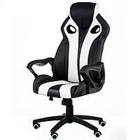 Кресло Gish black/white
