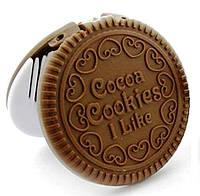 Зеркальце - шоколадное печенье
