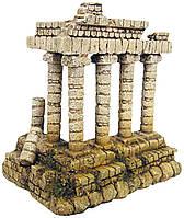 Croci A8011635 Декорація Грецький храм 17,7 х 12,5 х 18,7 см