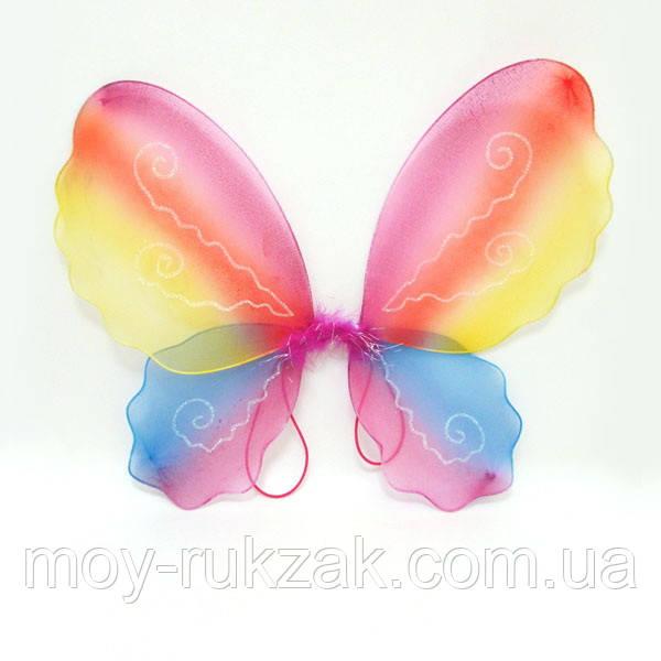 """Крылья """"Бабочка разноцветная"""""""