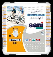 Впитывающие трусы-подгузники для взрослых SENI Active Normal 3 LARGE 30 шт.