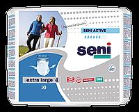 Впитывающие трусы-подгузники для взрослых SENI Active 4 EXTRA LARGE 10шт. Air