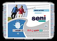 Впитывающие трусы-подгузники для взрослых SENI Active 1 SMALL 10 шт. Air