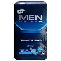 Урологические прокладки (вкладыши) для мужчин TENA Men Level 1 24 шт.