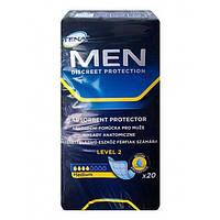 Урологические прокладки (вкладыши) для мужчин TENA Men Level 2 20 шт.