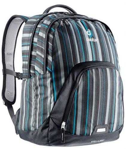 Молодежный прочный рюкзак 26 л. DEUTER FELLOW, 80211 4703 черный