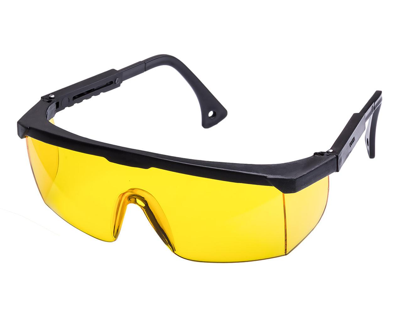Очки защитные Комфорт линза желтая