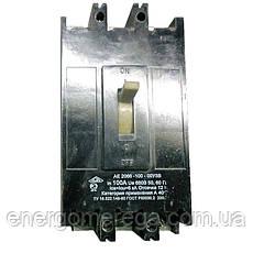 Автоматический выключатель АЕ 2066 100А, фото 2