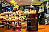 Квадратный 25 х 25 см поднос, тарелка, блюдо сланцевая посуда, фото 8