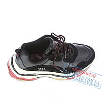 Женские черные кроссовки Restime RW-18, фото 2