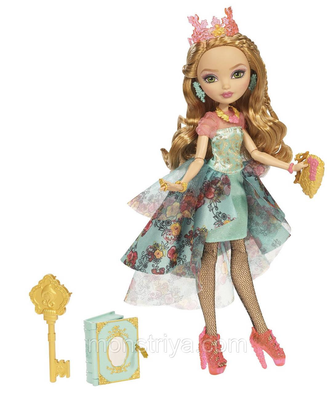 Кукла Ever After High Эшлин Элла (Ashlynn Ella) День Наследия Школа Долго и Счастливо