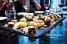Блюдо, поднос, тарелка 35х25 см сланцевая посуда, фото 5
