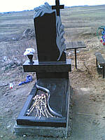 Гранитный крест 1.