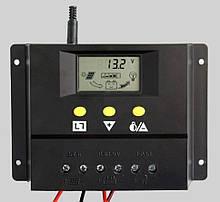 Интеллектуальный контроллер заряда-разряда 60А 12/24 (авторежим)