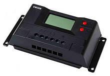 Контроллер заряда 30А CM30D 12/24В